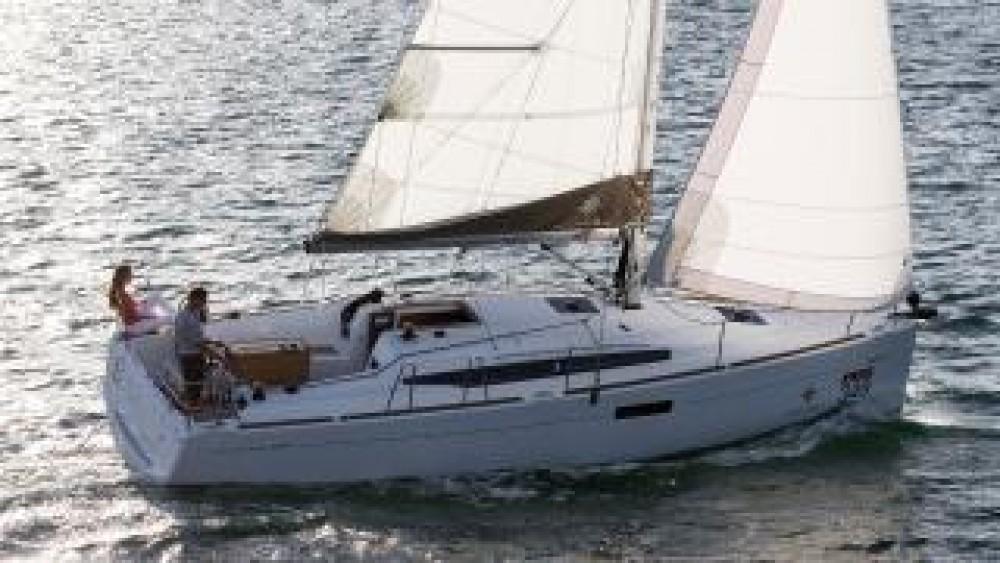 Rent a Jeanneau Sun Odyssey 349 Pula