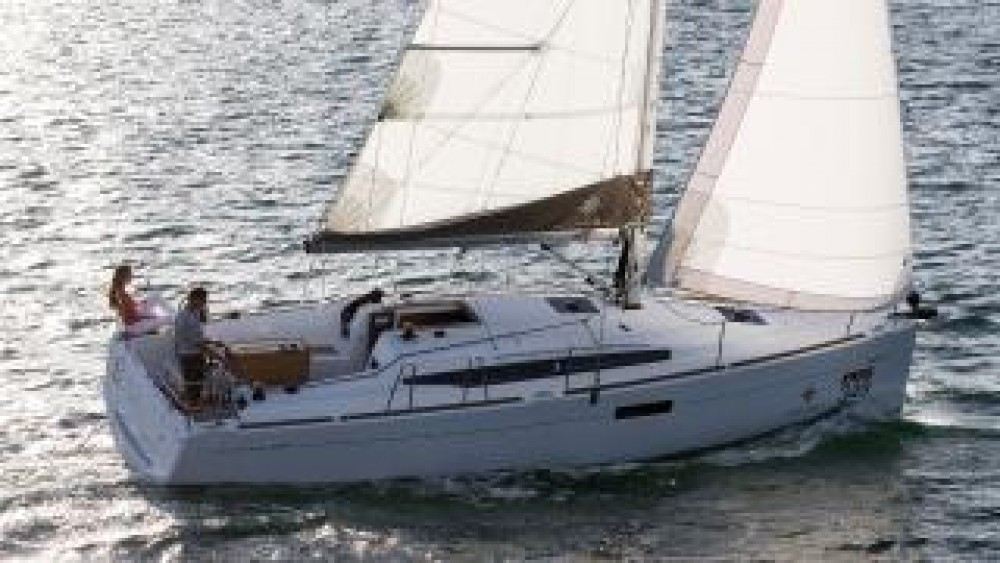 Boat rental Grad Pula cheap Sun Odyssey 349
