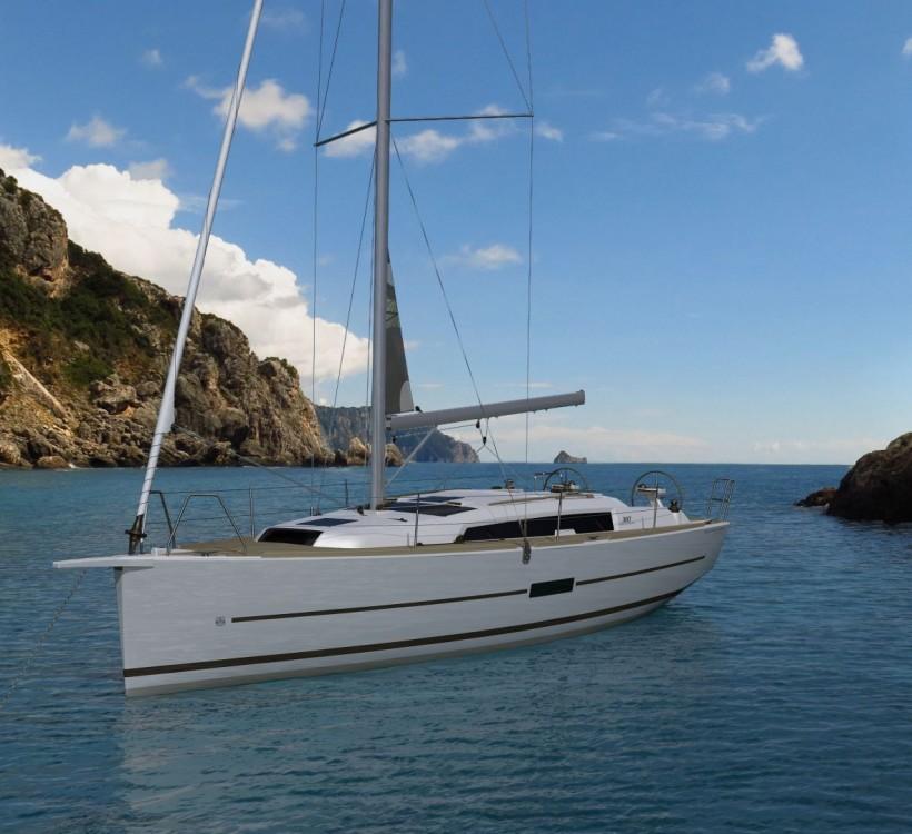 Rental yacht Općina Sukošan - Dufour Dufour 360 Grand Large on SamBoat