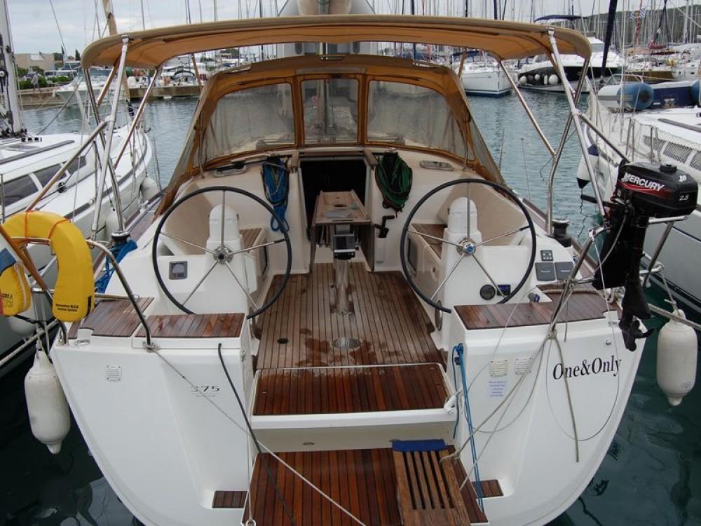 Rental yacht Općina Sukošan - Dufour Dufour 375 Grand Large on SamBoat