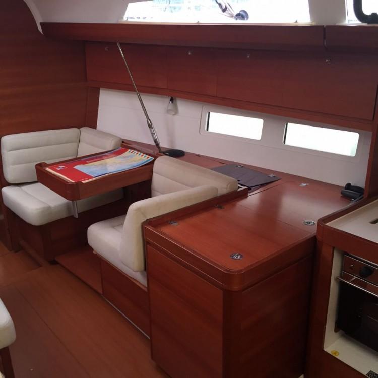 Boat rental Općina Sukošan cheap Dufour 410 Grand Large