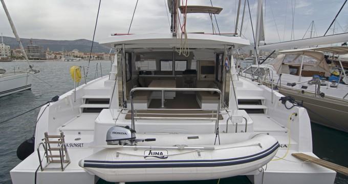 Rental yacht Split - Catana Bali 4.1 - 4 cab. on SamBoat