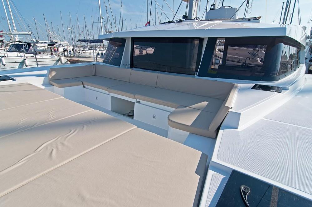 Rental yacht Split - Catana Bali 4.5 - 4 + 2 cab. on SamBoat