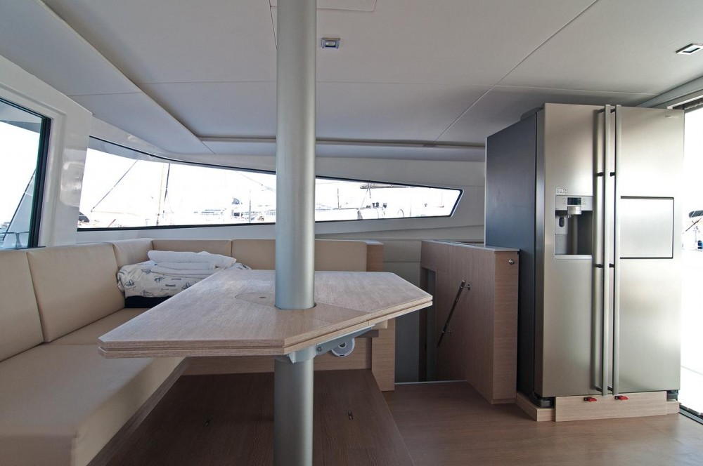 Hire Catamaran with or without skipper Catana Split