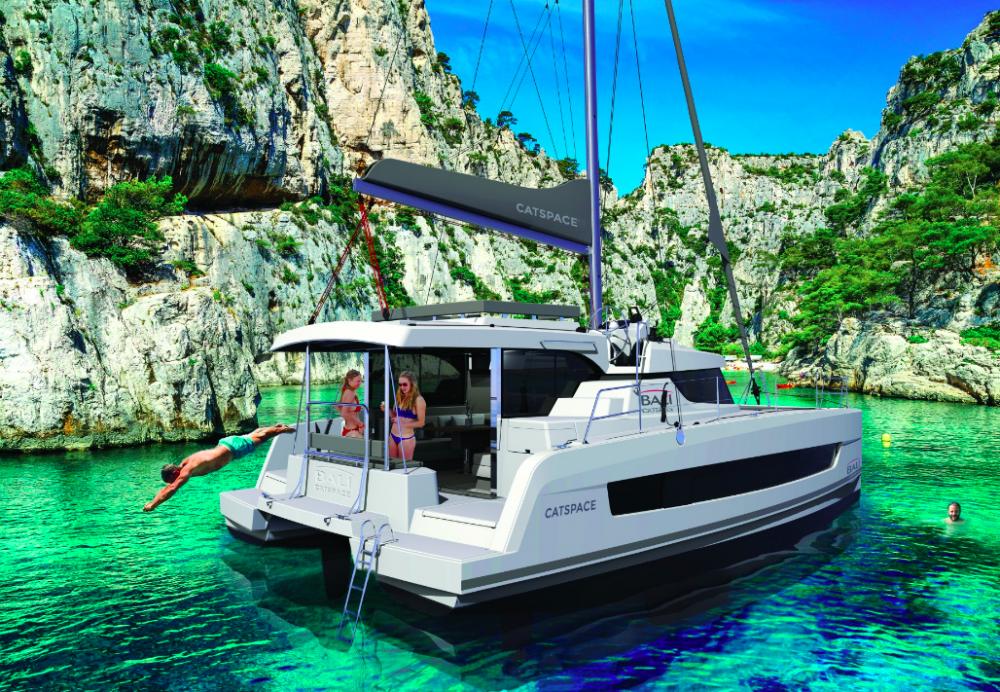 Boat rental Catana Bali Catspace in Split on Samboat