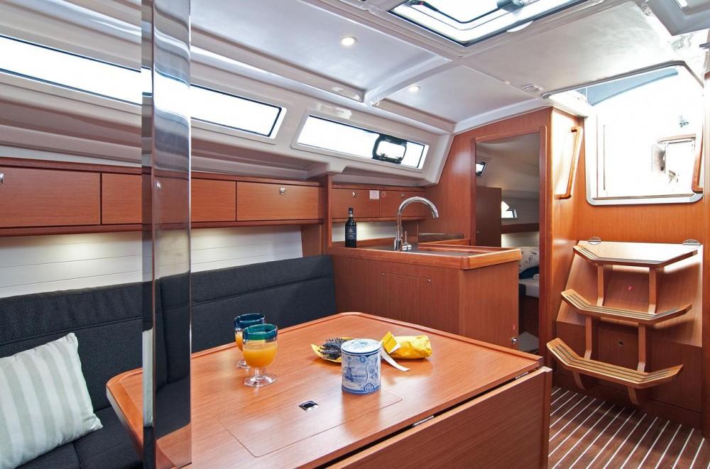 Bavaria Cruiser 33 between personal and professional Split