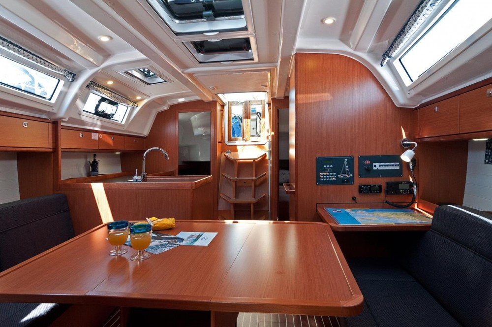 Bavaria Cruiser 37 between personal and professional