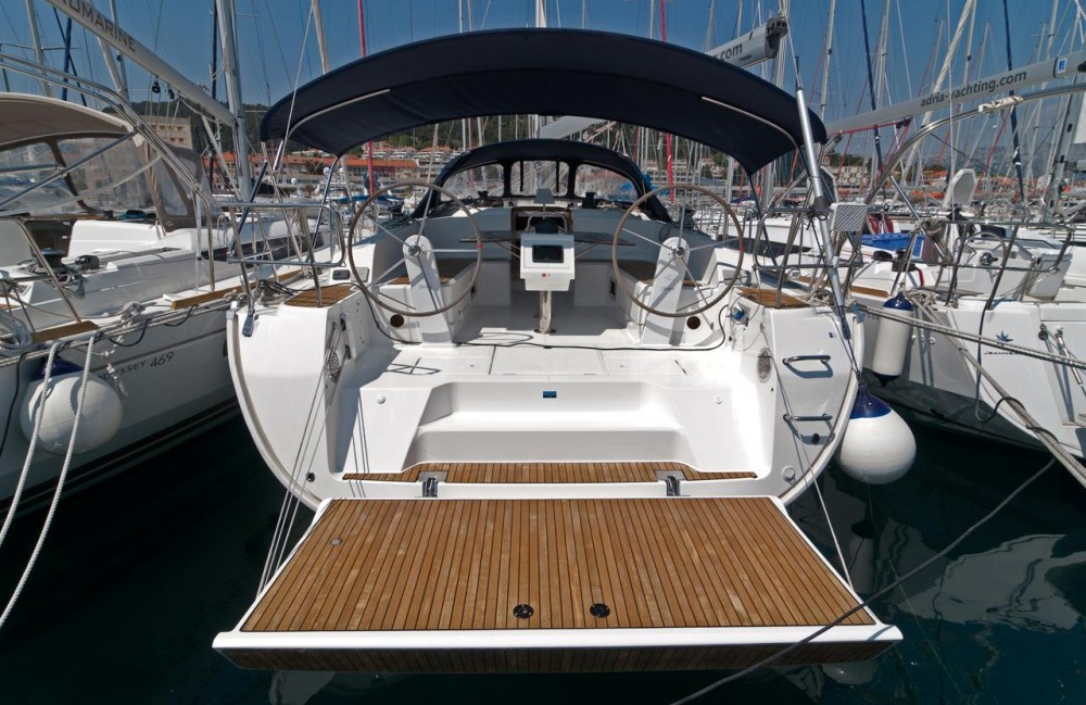 Rental Sailboat in Split - Bavaria Cruiser 46