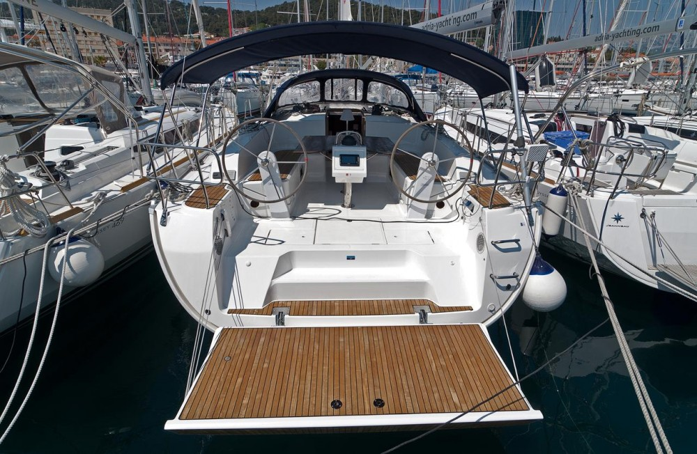 Rent a Bavaria Cruiser 46 Split
