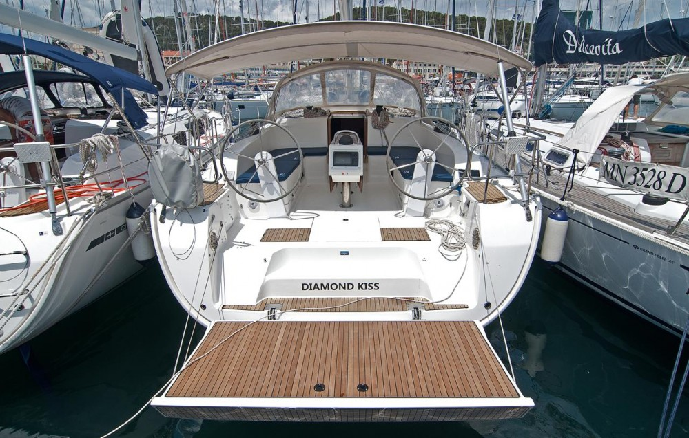Bavaria Cruiser 46 between personal and professional Split