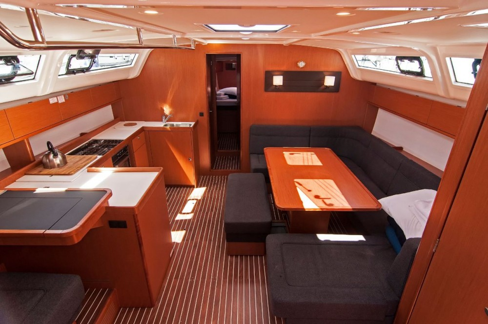 Bavaria Cruiser 51 between personal and professional