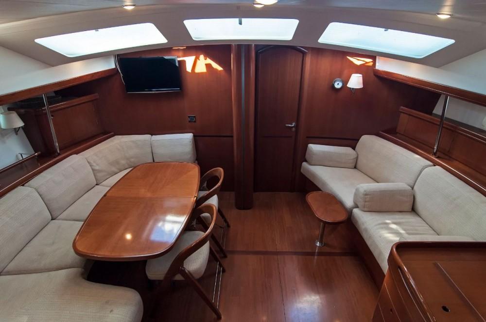 Boat rental Split cheap Beneteau 57