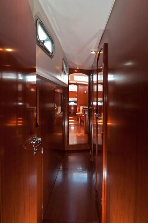 Rental Sailboat in Split - Bénéteau Beneteau 57