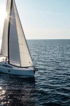 Hire Sailboat with or without skipper Elan Split