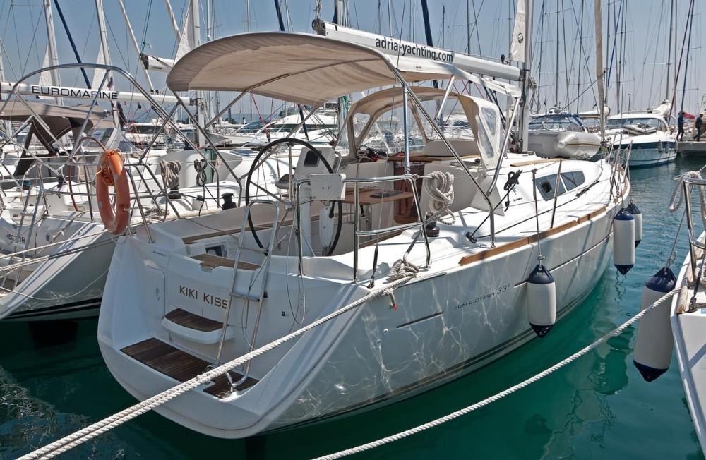 Boat rental Split cheap Sun Odyssey 33i
