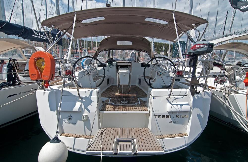 Rent a Jeanneau Sun Odyssey 439 Split