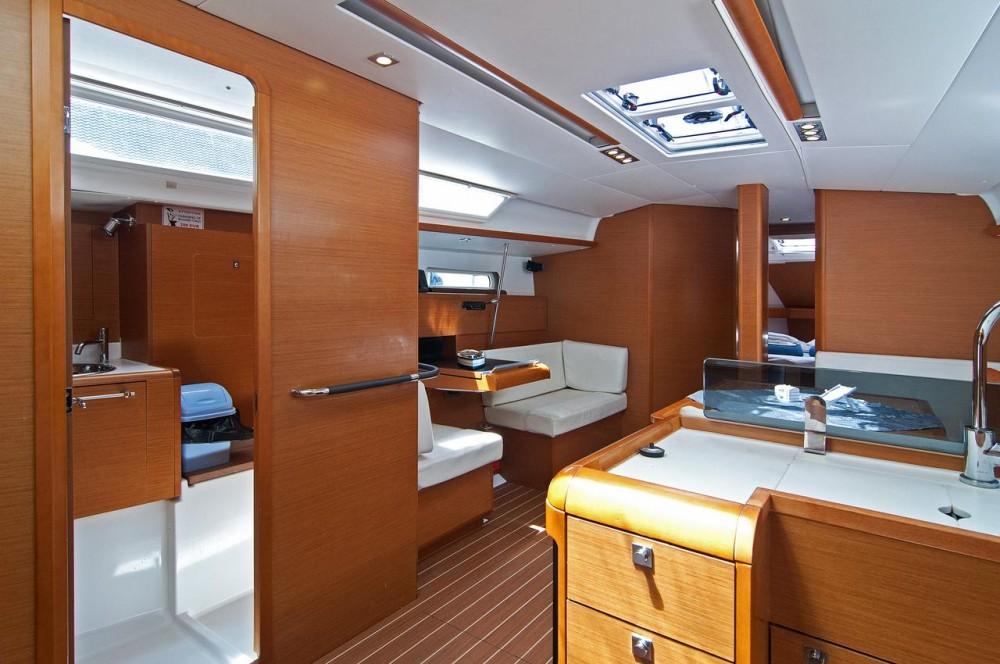 Boat rental Split cheap Sun Odyssey 439