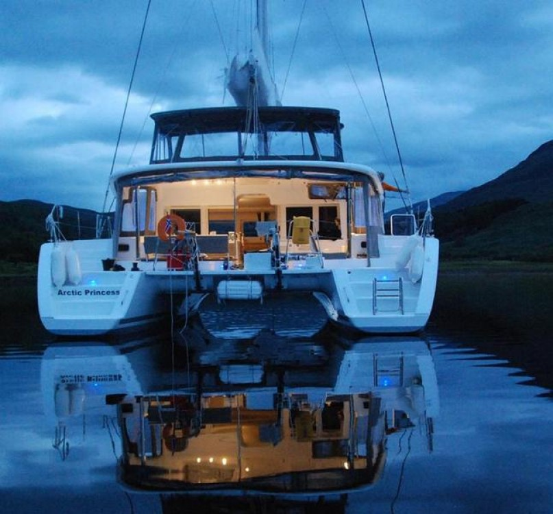 Rental yacht Tromsø - Lagoon Lagoon 450 on SamBoat