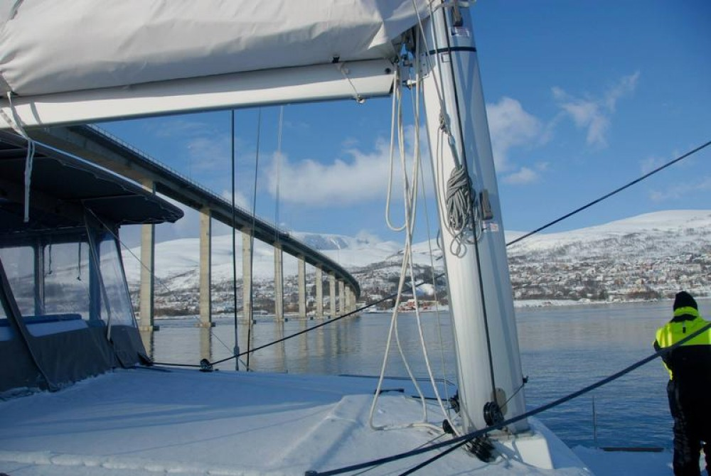 Rental Catamaran in Tromsø - Lagoon Lagoon 450