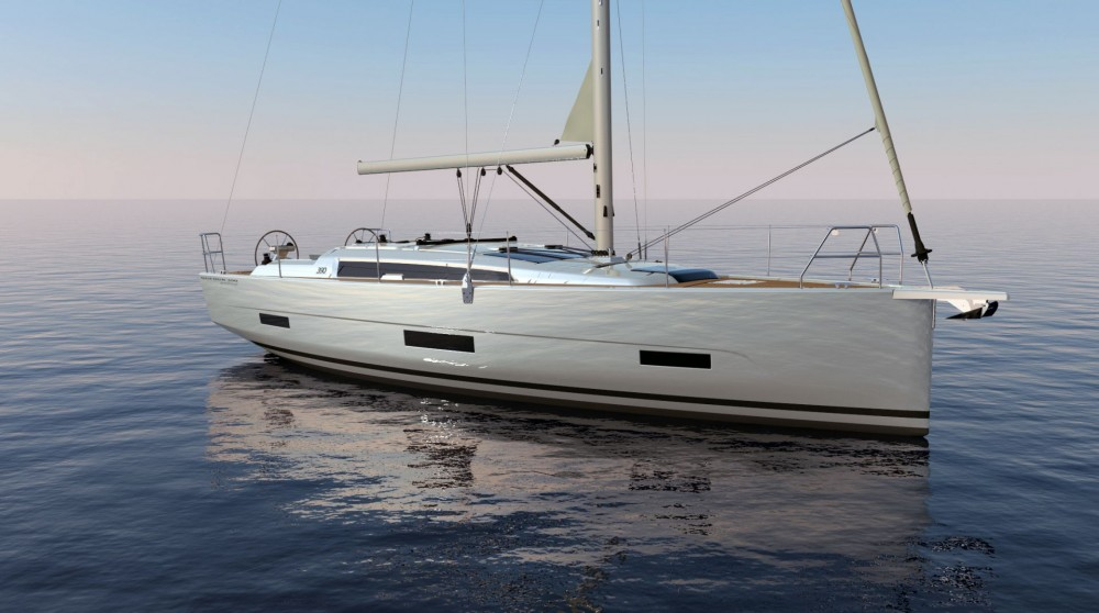 Dufour Dufour 390 GL between personal and professional Peloponnese