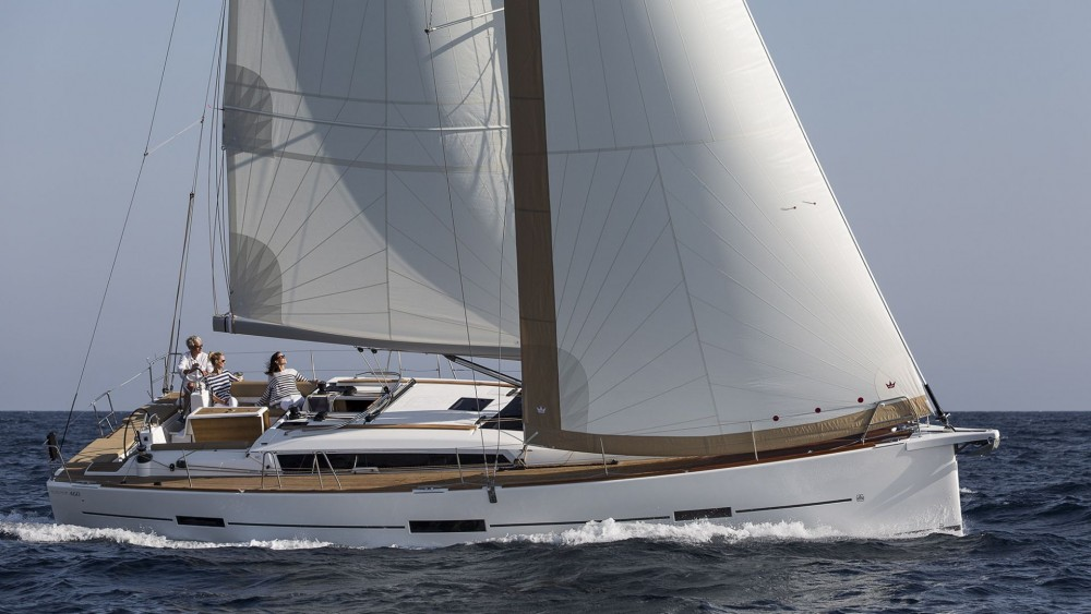 Dufour Dufour 460 GL between personal and professional Peloponnese