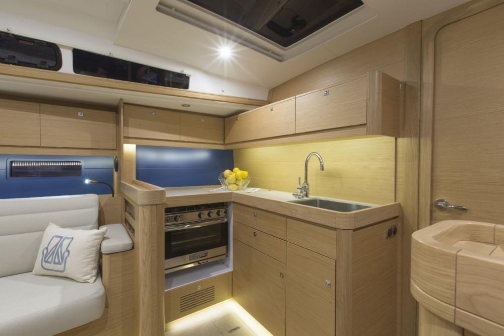 Boat rental Peloponnese cheap Dufour 460 GL