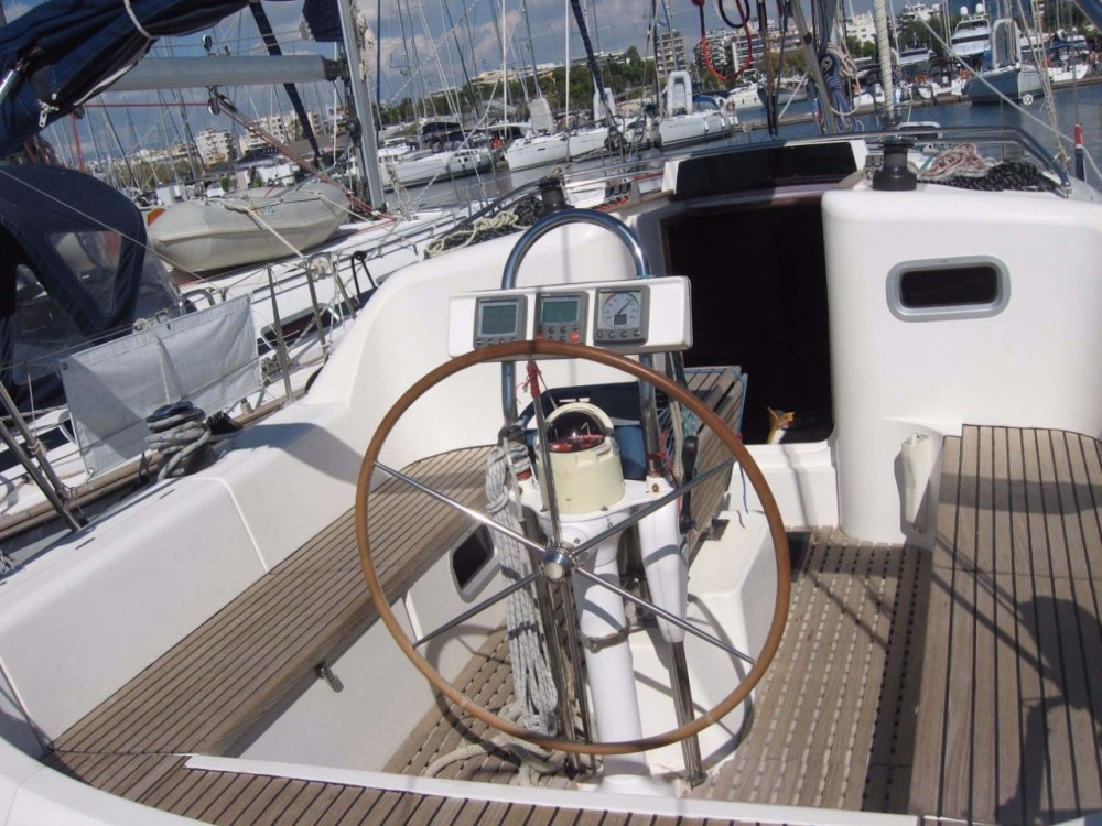 Hire Sailboat with or without skipper Feeling-Yachts Peloponneso