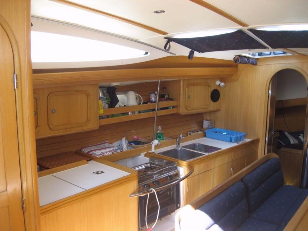 Rent a Feeling-Yachts Feeling 39 Peloponneso