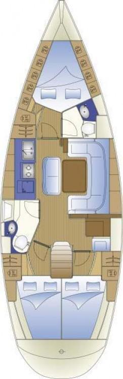 Boat rental Bavaria Bavaria 41 in Croatia on Samboat
