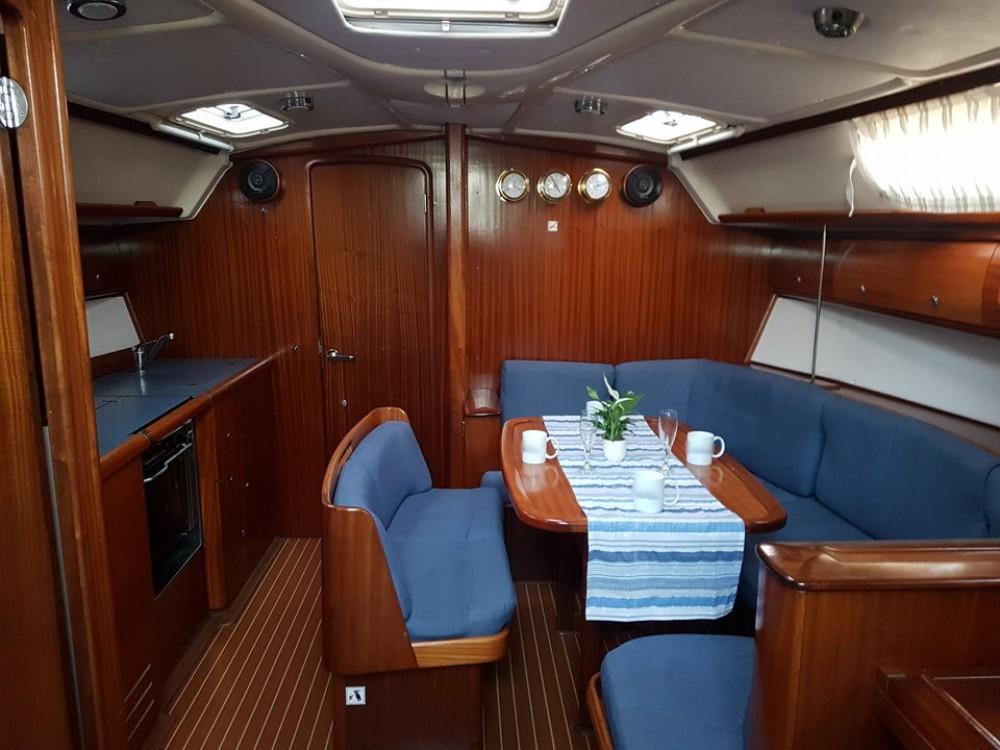 Boat rental Croatia cheap Bavaria 41