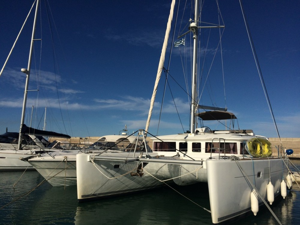 Lagoon Lagoon 450 - 4 + 2 cab. between personal and professional Torre del Greco