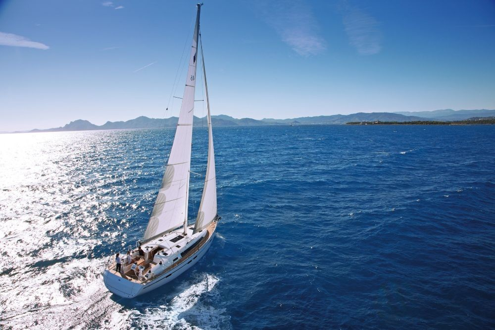 Boat rental Lefkada cheap Cruiser 46