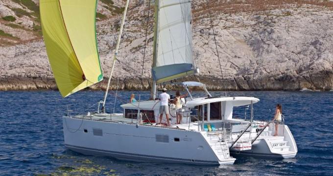 Rental yacht Alimos - Lagoon Lagoon 400 on SamBoat