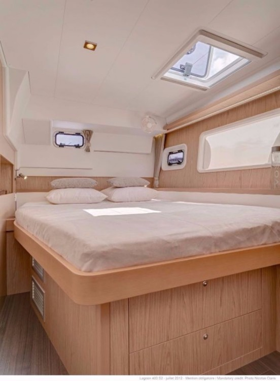 Lagoon Lagoon 400 - 4 + 2 cab. between personal and professional Peloponnese