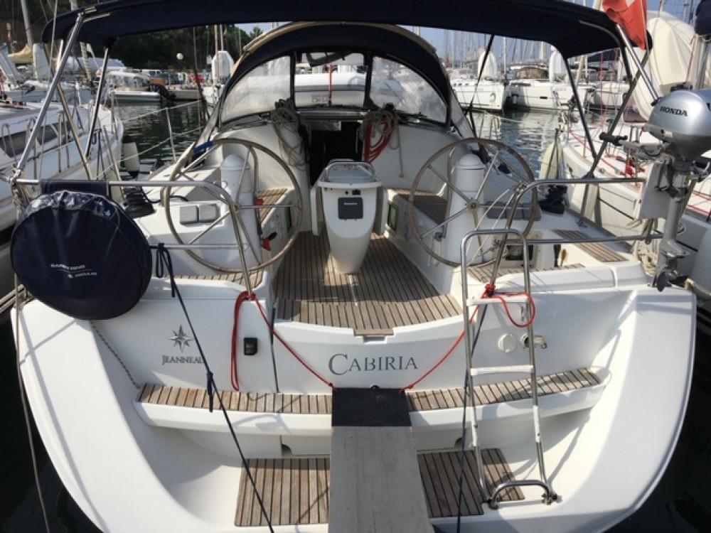 Boat rental  cheap Sun Odyssey 39i