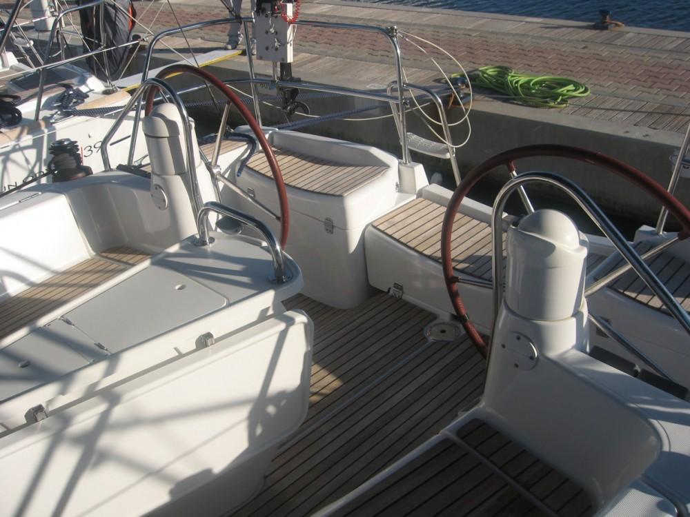 Rental Sailboat in  - Jeanneau Sun Odyssey 39i