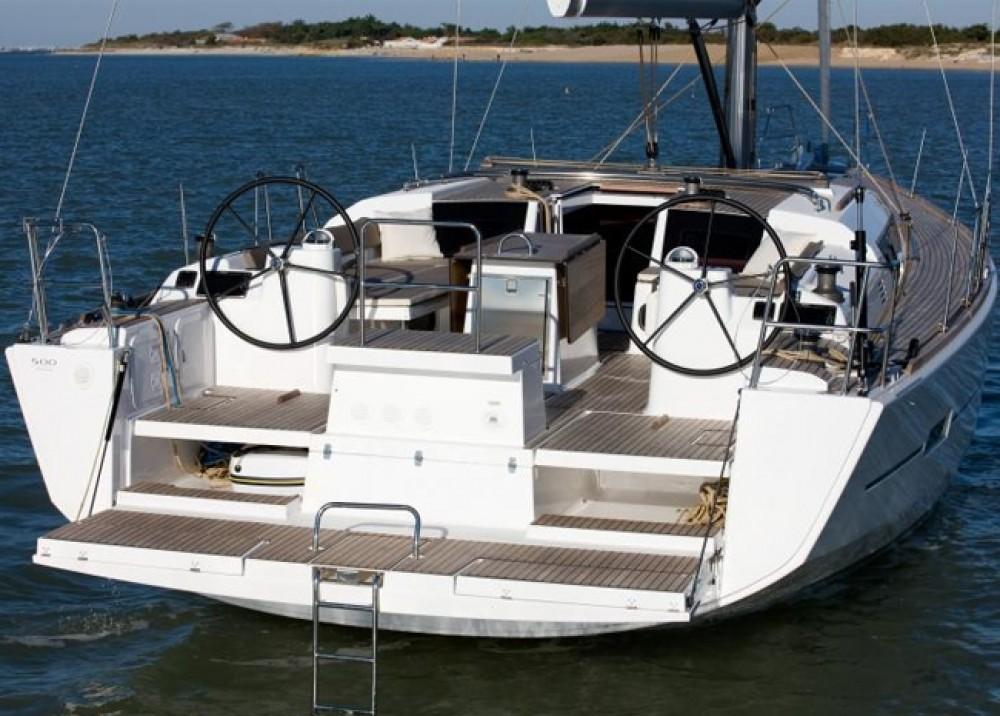 Rental yacht Cagliari - Dufour Dufour 512 GL - 5 cab. on SamBoat