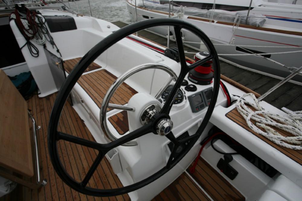 Rent a Jeanneau Sun Odyssey 439 Sardinia