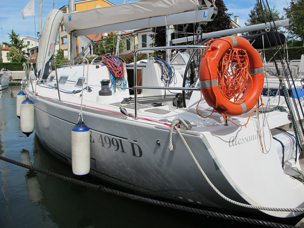 Rental Sailboat in Caorle - Bénéteau First 36.7