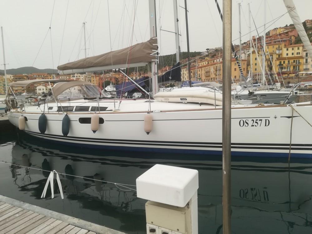 Rental Sailboat in Sardinia - Jeanneau Sun Odyssey 49i