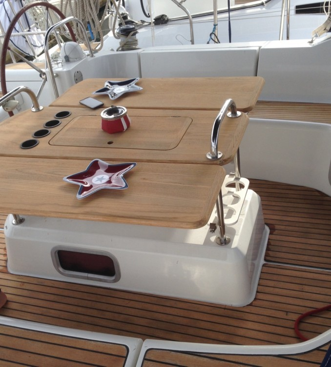 Hire Sailboat with or without skipper Jeanneau Sardinia
