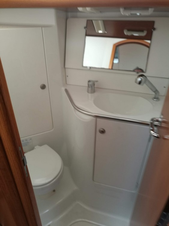 Boat rental Caorle cheap Sun Odyssey 35