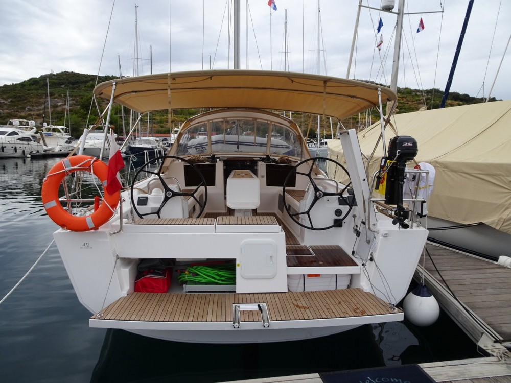 Rental yacht Primošten - Dufour Dufour 412 Grand Large on SamBoat