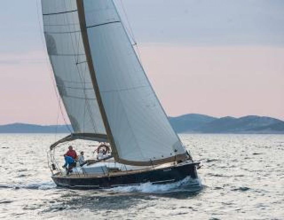 Dufour Dufour 460 GL between personal and professional Primošten