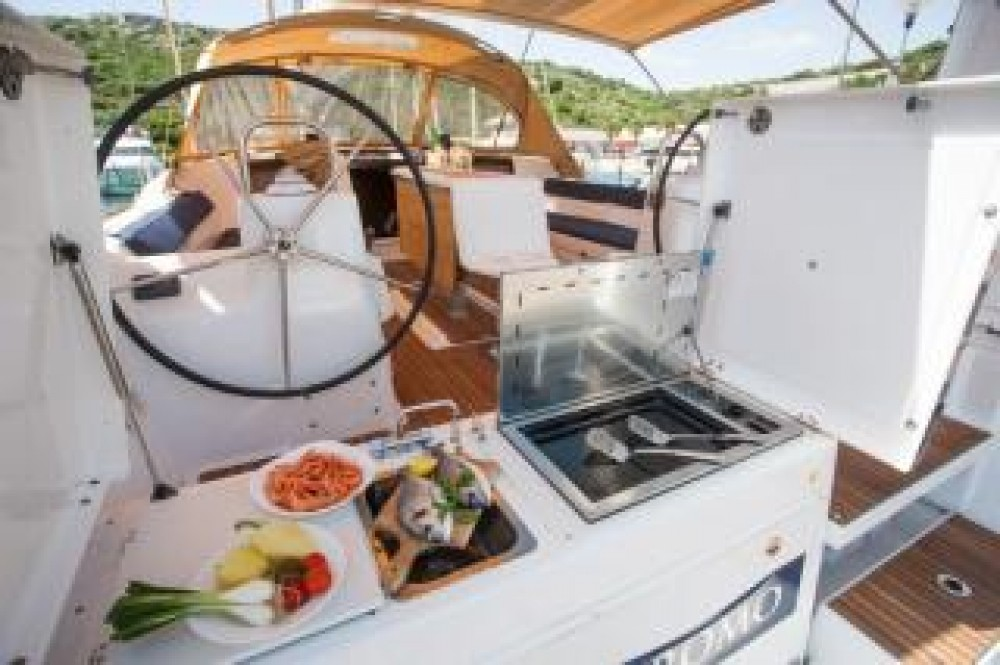 Boat rental Dufour Dufour 460 GL in Primošten on Samboat