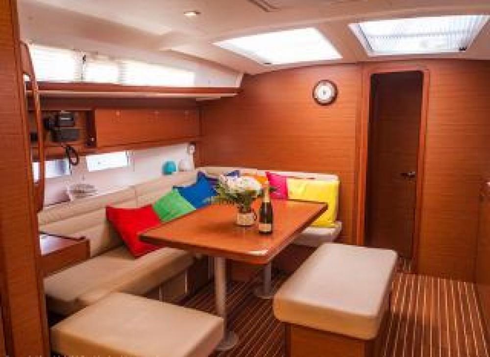 Rental Sailboat in Primošten - Dufour Dufour 460 GL