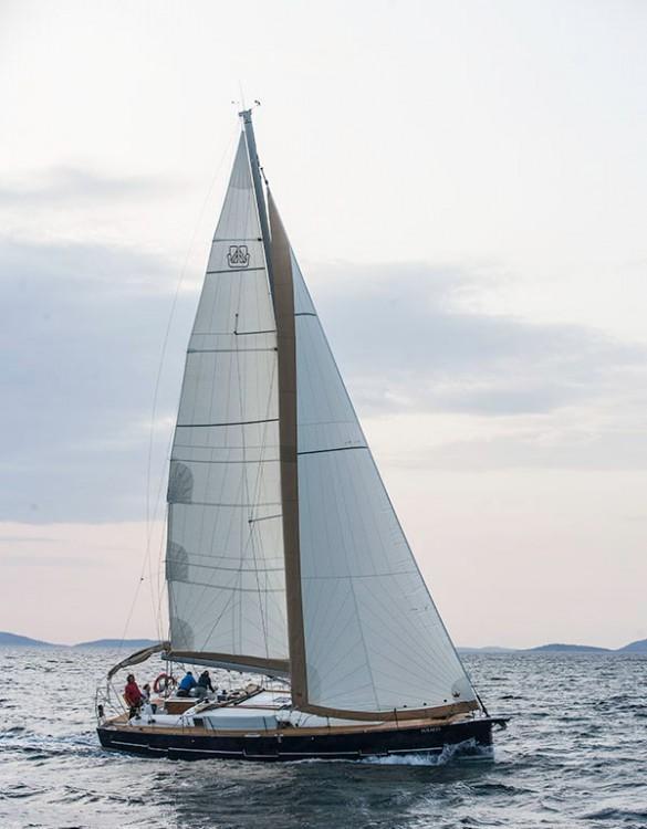 Rental Sailboat in Primošten - Dufour Dufour 460 Grand Large