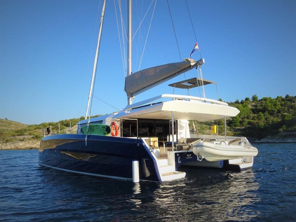 Boat rental  cheap Dufour 48