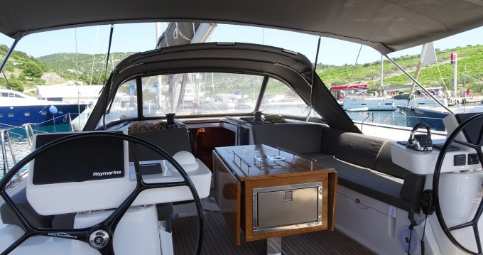 Dufour Dufour 520 GL - 3. cab between personal and professional Primošten