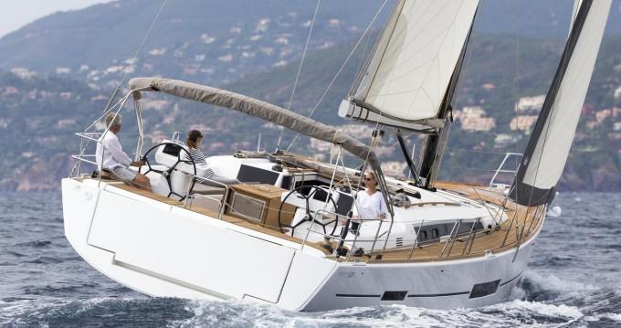Rent a Dufour Dufour 520 Grand Large Primošten